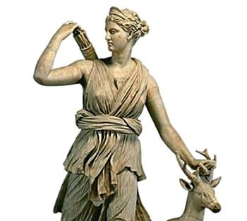 Женская энергия богини Артемиды